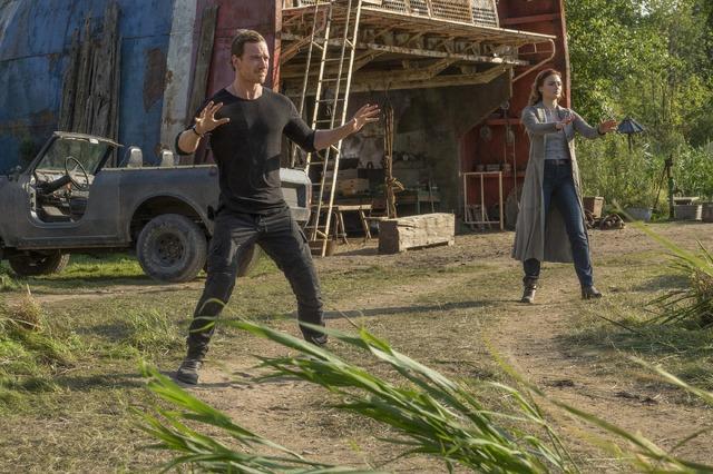 『X-MEN:ダーク・フェニックス』 (C) 2019 Twentieth Century Fox Film Corporation