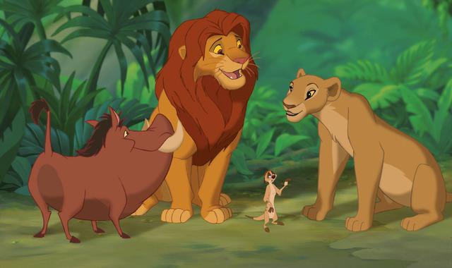『ライオン・キング』 (C)Disney