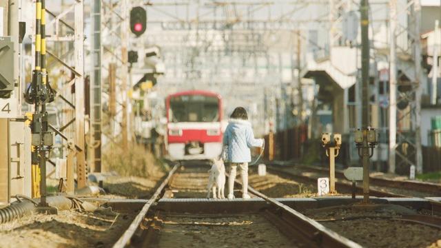 『駅までの道をおしえて』(C)2018映画『駅までの道をおしえて』製作委員会
