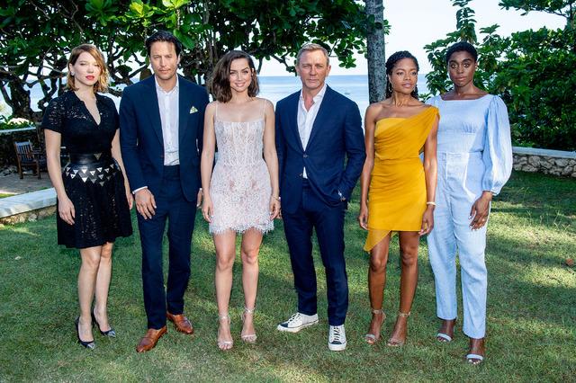 『007』最新作キャスト陣 - (C) Getty Images