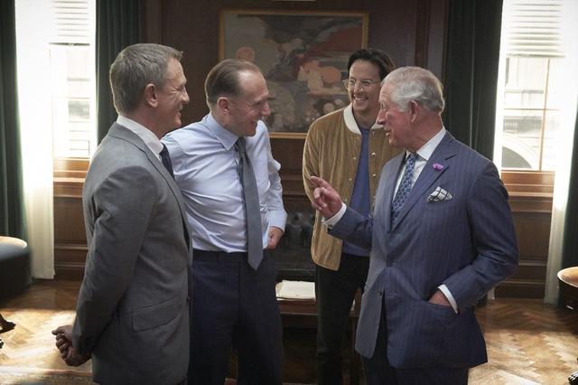 『Bond 25(仮題)』ロイヤル訪問