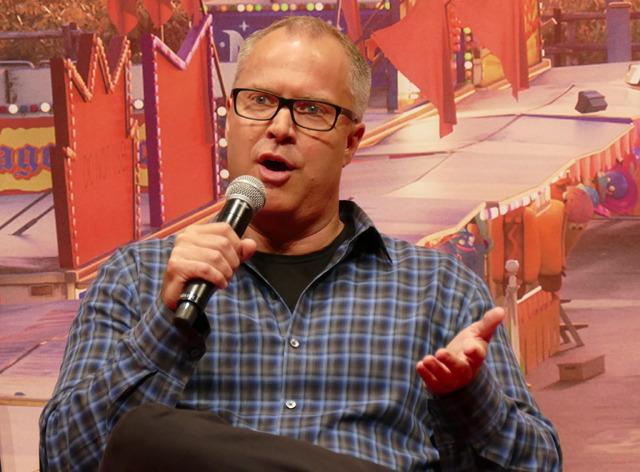 ディズニー/ピクサー最新作「トイ・ストーリー4」来日イベント プロデューサーのマーク・ニールセン