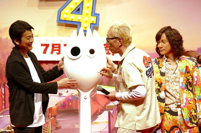 ディズニー/ピクサー最新作「トイ・ストーリー4」来日イベント