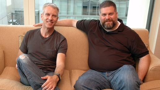 『ヒックとドラゴン』 クリス・サンダース&ディーン・デュボア監督
