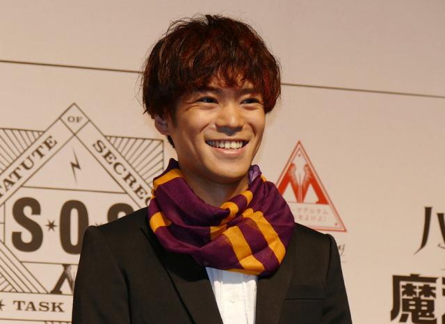 「ハリー・ポッター:魔法同盟」配信記念イベント  小野賢章