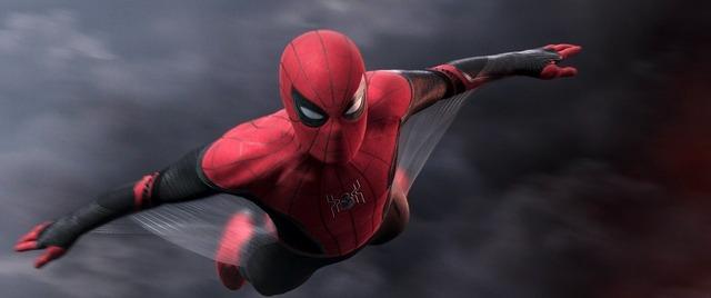 『スパイダーマン:ファー・フロム・ホーム』(C)2019 CTMG.   (C)&TM  2019 MARVEL.