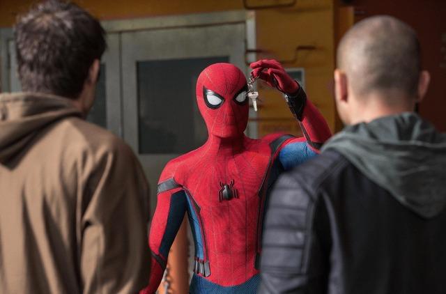 『スパイダーマン:ホームカミング』(C)& TM 2017 MARVEL. Spider-Man: Homecoming, the Movie (C)2017 CPII and LSC Film Corporation. All Rights Reserved.