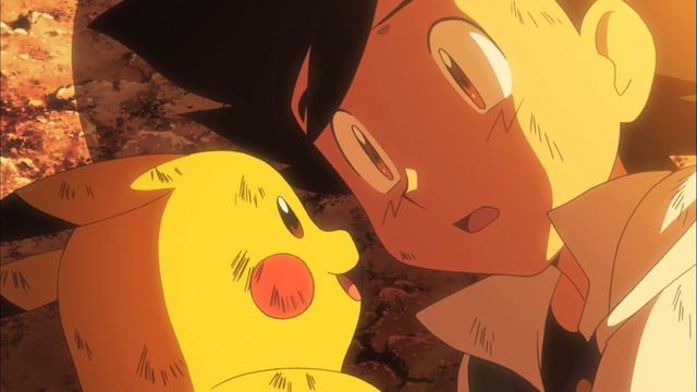 『劇場版ポケットモンスター キミにきめた!』(c)Nintendo・Creatures・GAME FREAK・TV Tokyo・ShoPro・JR Kikaku  (c)Pokemon (c)2017-2018 ピカチュウプロジェクト