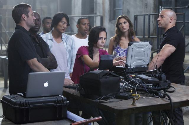 『ワイルド・スピード MEGA MAX』(C)2011 Universal Studios. All Right Reserved.