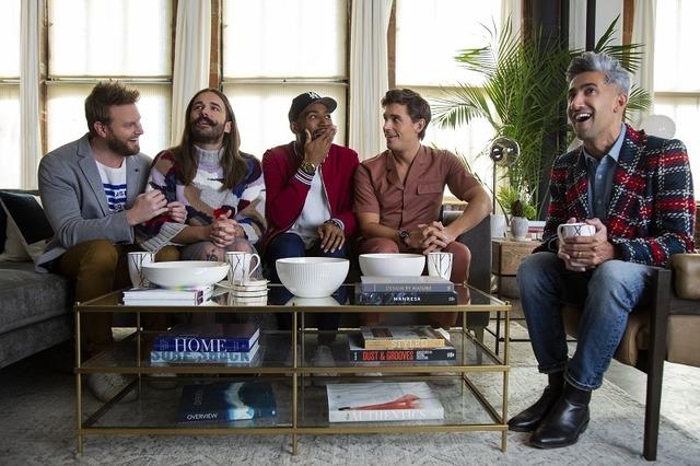 Netflixオリジナルシリーズ「クィア・アイ」シーズン4は7月19日(金)より独占配信開始