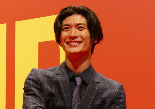 三浦春馬 劇場版『コンフィデンスマンJP』完成披露試写会