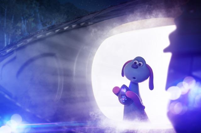 ルーラ『映画 ひつじのショーン UFOフィーバー!』(C) 2019 Aardman Animations Ltd and Studiocanal SAS. All Rights Reserved.