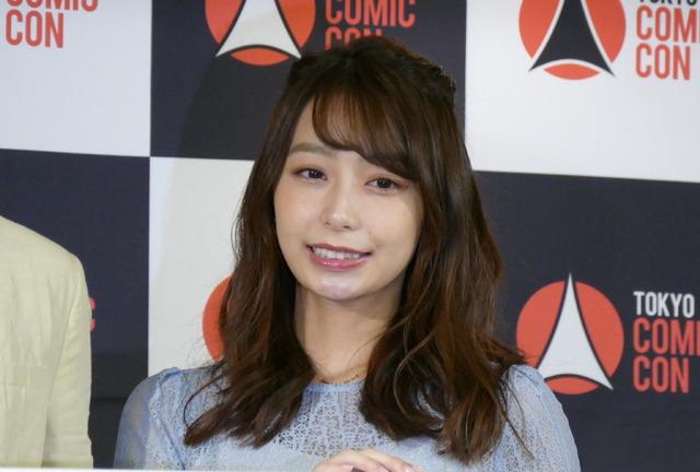 東京コミコン2019広報部長を務める宇垣美里