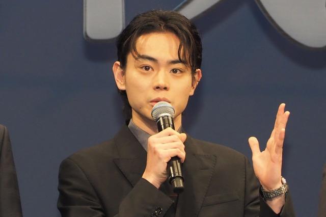 菅田将暉/映画『アルキメデスの大戦』完成披露試写会