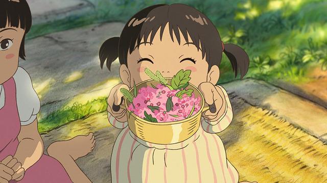 ハウス食品「おうちで食べよう。」シリーズ CM (C) 2015 Studio Ghibli