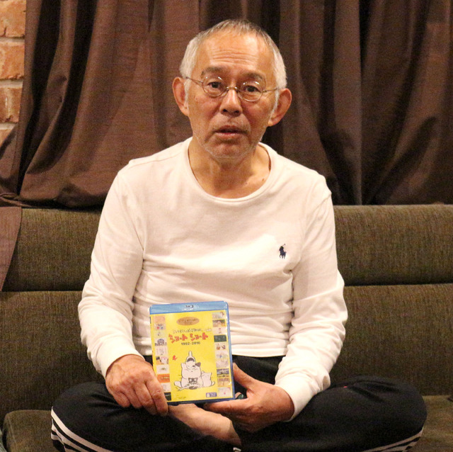 鈴木敏夫プロデューサー
