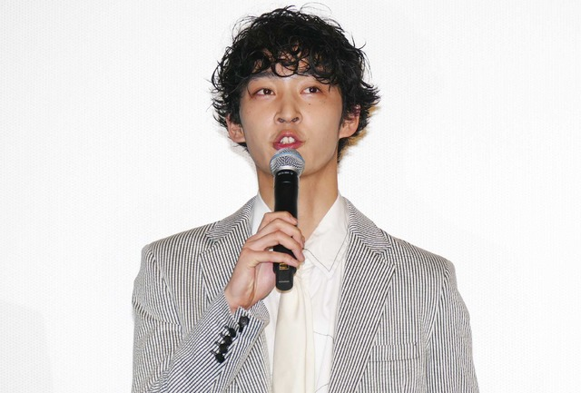 上杉柊平/『リバーズ・エッジ』公開記念舞台挨拶