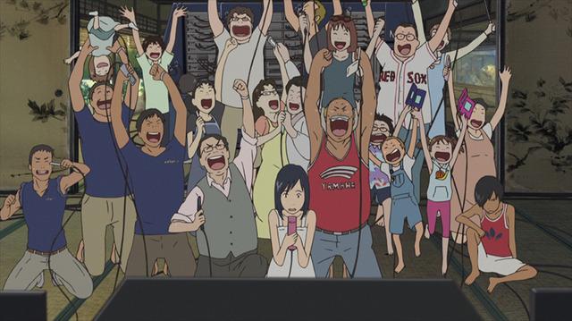 『サマーウォーズ』 -(C) 2009 SUMMER WARS FILM PARTNERS