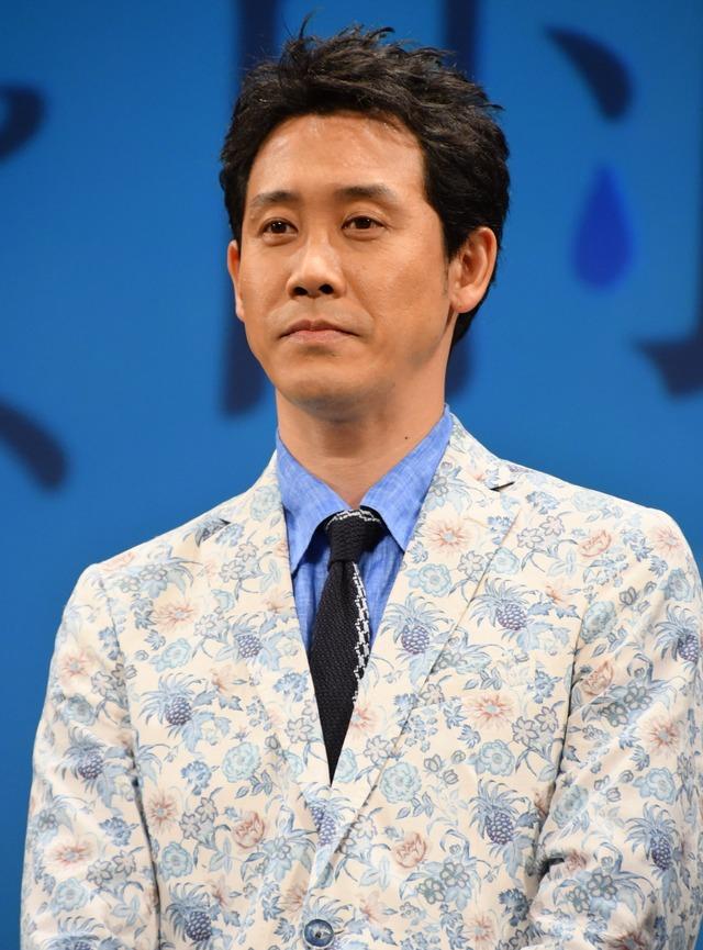 大泉洋/映画『恋は雨上がりのように』の完成披露試写会