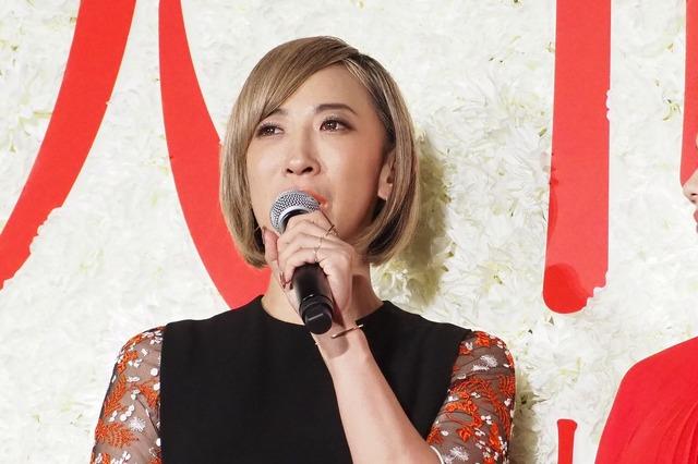 蜷川実花監督/『人間失格 太宰治と3人の女たち』ジャパンプレミア