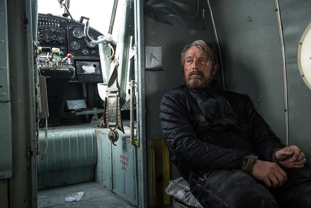 『残された者-北の極地-』 (C)2018 Arctic The Movie, LLC.