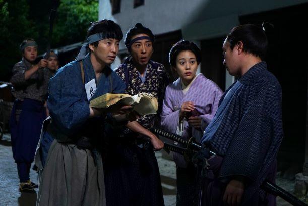 『引っ越し大名!』 (C)2019 映画「引っ越し大名!」製作委員会