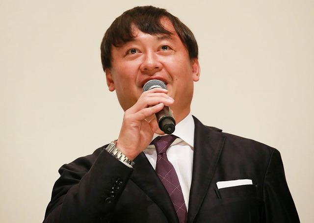 橋本一監督/『ズタボロ』完成披露上映会