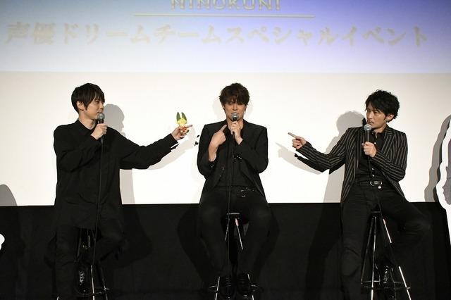 『二ノ国』声優ドリームチームイベント(C)2019 映画「二ノ国」製作委員会