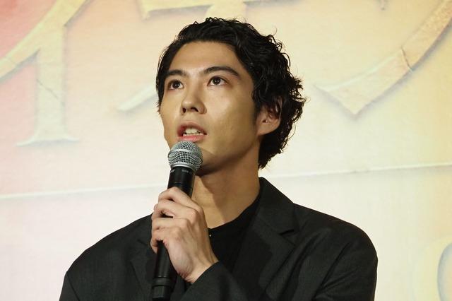 賀来賢人/『ライオン・キング』プレミアム吹替版スペシャル上映会