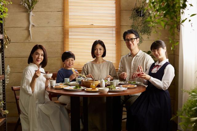『上田家の食卓』