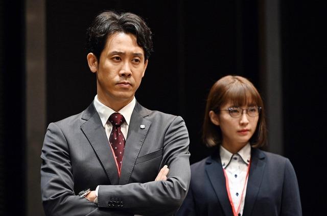 「ノーサイド・ゲーム」第5話 (C) TBS