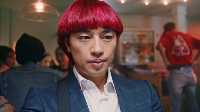 新CM「#アフター6 髪型」篇