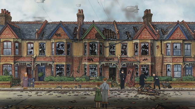 『エセルとアーネスト ふたりの物語』(C) Ethel & Ernest Productions Limited, Melusine Productions S.A., The British Film Institute and Ffilm Cymru Wales CBC 2016