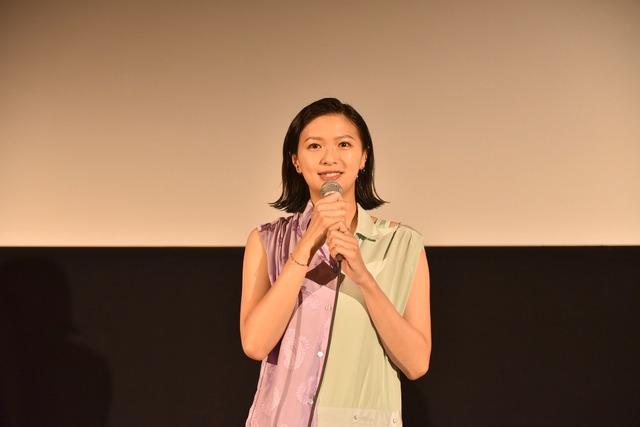 『家に帰ると妻が必ず死んだふりをしています。』in第10回沖縄国際映画祭 (C)2017「家に帰ると妻が必ず死んだふりをしています。」製作委員会