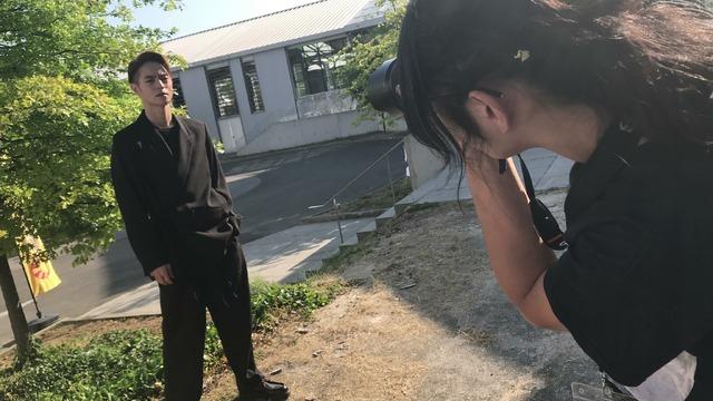 「窪田正孝×写真家・齋藤陽道 カレンダー2019」9月カレンダー