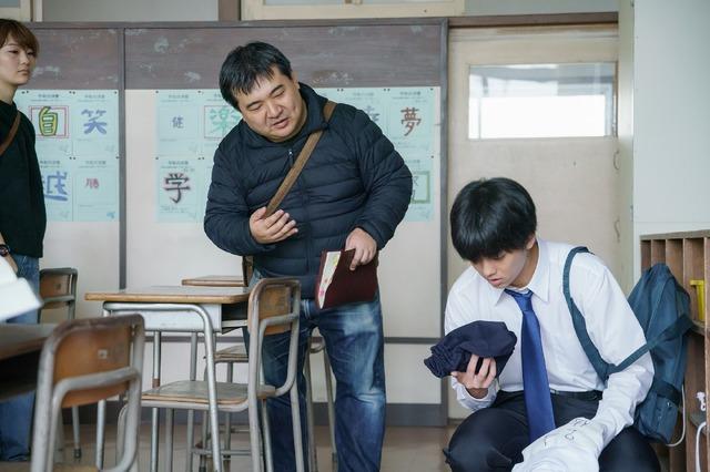 メイキング『惡の華』(C)押見修造/講談社 (C)2019映画『惡の華』製作委員会