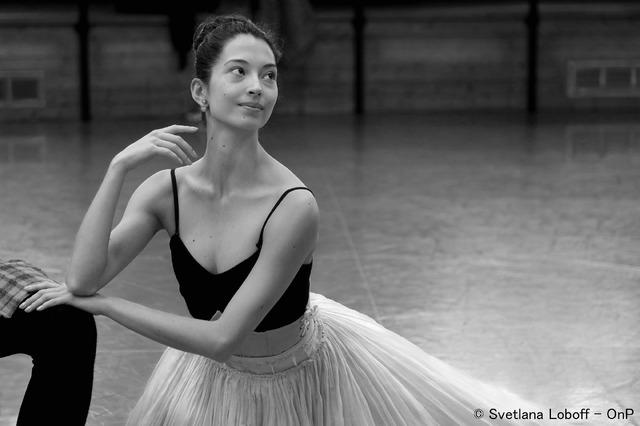 「ノンフィクションW パリ・オペラ座バレエ団 オニール八菜 夢の中で踊る」(c) Svetlana Loboff - OnP