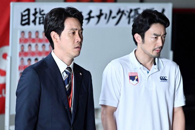 「ノーサイド・ゲーム」第7話 (C) TBS