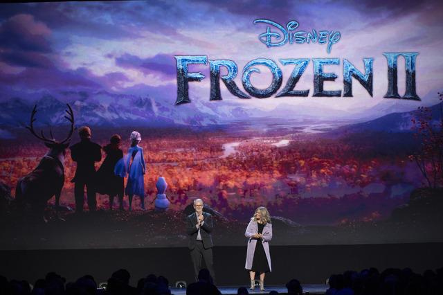 『アナと雪の女王2』D23EXPO(C)2019 Disney. All Rights Reserved.