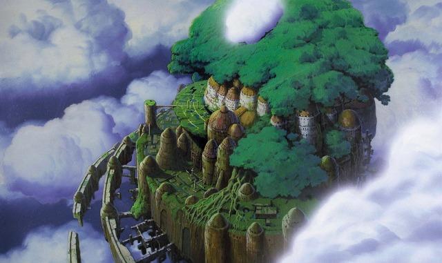 『天空の城ラピュタ』(C)1986 Studio Ghibli