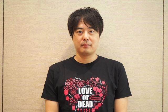 脚本家・徳尾浩司『劇場版おっさんずラブ ~LOVE or DEAD~』/photo:Kyoko Akayama