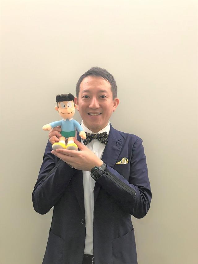 「ドラえもん」新ミニコーナー担当する「サバンナ」高橋茂雄