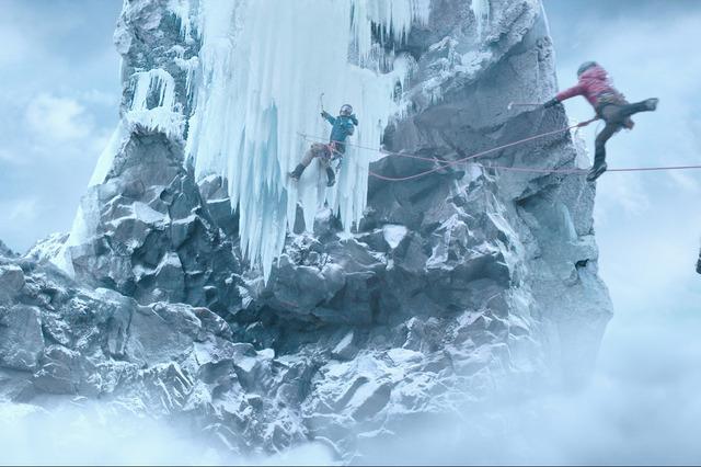 『オーバー・エベレスト 陰謀の氷壁』(C)Mirage Ltd.