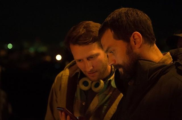 ジェイミー・ドーナン&マシュー・ハイネマン監督『プライベート・ウォー』 (C)2018 APW Film, LLC. ALL RIGHTS RESERVED