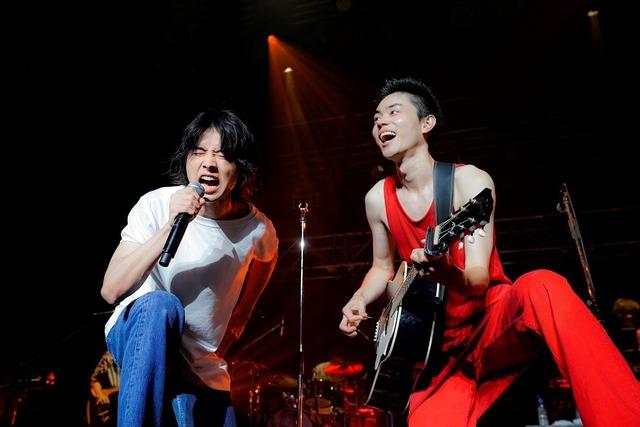 """菅田将暉×山崎賢人「菅田将暉LIVE TOUR 2019""""LOVE""""」 東京公演(FINAL)"""