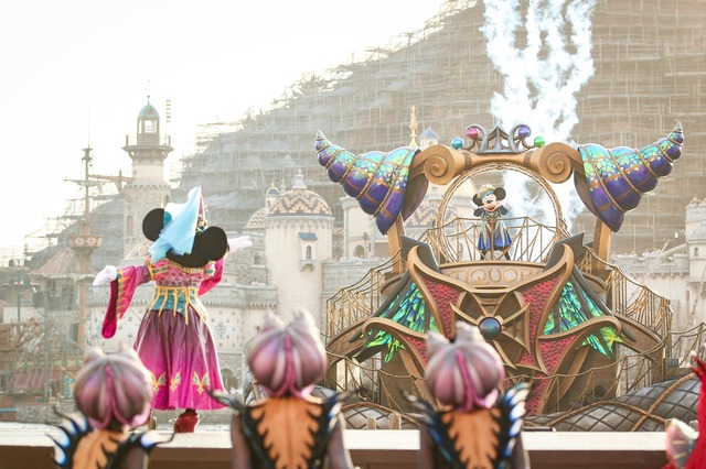 秋のスペシャルイベント「ディズニー・ハロウィーン」メディア用プレビュー