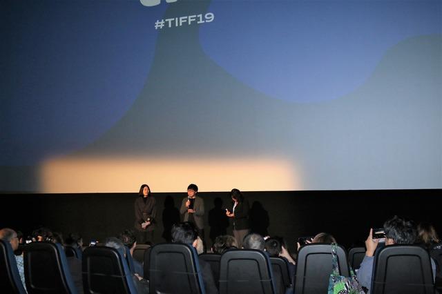 『天気の子』トロント国際映画祭(C)2019「天気の子」製作委員会