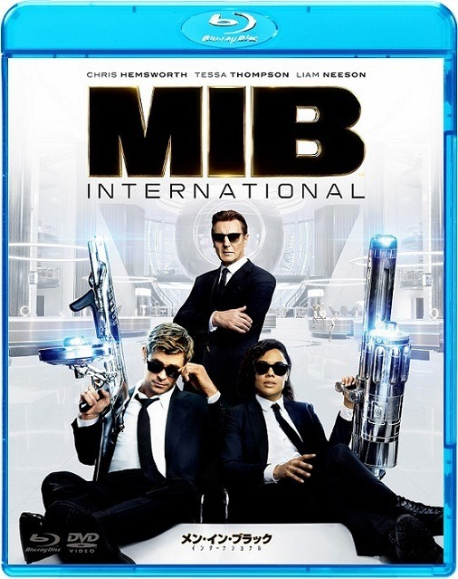 『メン・イン・ブラック:インターナショナル』 (c) 2019 Columbia Pictures Industries, Inc., Hemisphere-Culver III, LLC and Tencent Pictures (USA) LLC.  All Rights Reserved.