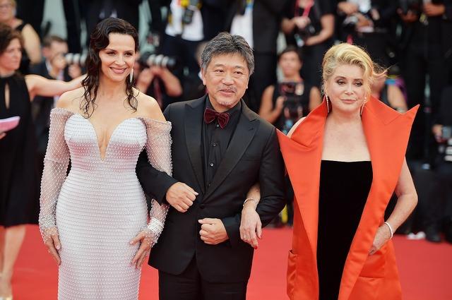 『真実』第76回ヴェネチア国際映画祭(C)Getty Images