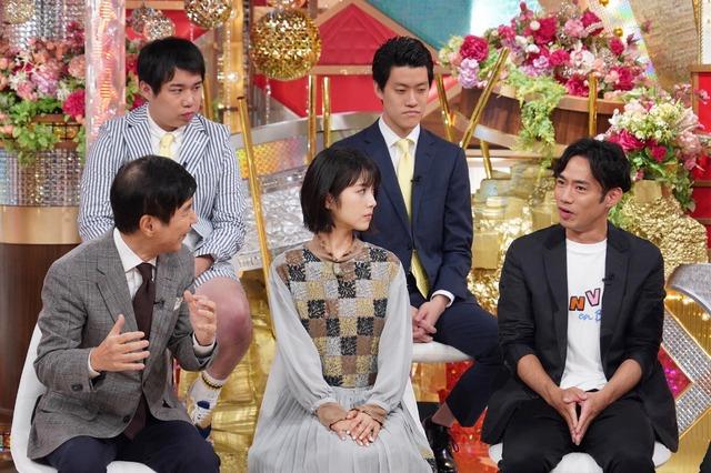 「衝撃のアノ人に会ってみた!2時間SP」(C)NTV